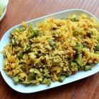 Easy Okra Rice Recipe