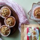 Eggless Dates Muffins Recipe