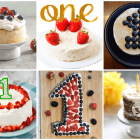 20 Healthy Smash Cake Recipes for a First Birthday