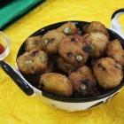 Poha Vada for Kids [ Aval vadai | Instant Flattened rice vada | Crispy poha vada]