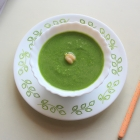 Chickpea Spinach Puree for Babies