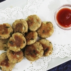Makhana Cutlet for Kids [Easy Weight gaining Snack for babies]