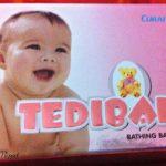 TEDIBAR Soap Review