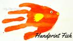 Fish Handprint Craft for kids
