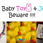 Lead in Toys and Jewelry for Children - Beware!!!