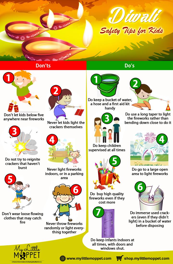 Celebrate a safe diwali