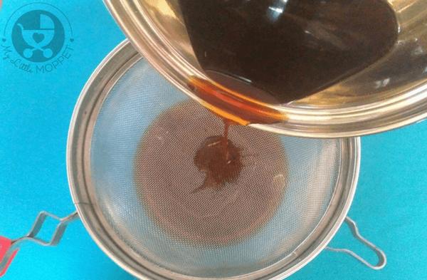 Homemade Jaggery Syrup