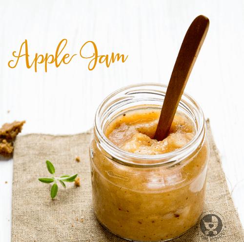 apple jam recipe save print - Apple Jelly Recipes