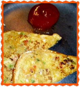 Easy breakfast ideas Suji toast
