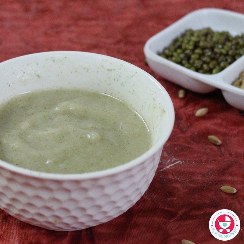 Green gram wheat porridge powder recipe is a travel friendly recipe. which can be made into a complete meal just by adding piping hot water.