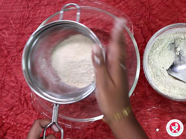 Green Gram Wheat Porridge