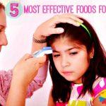 effective foods for fever in children