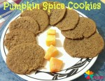 Easy Pumpkin Spice Cookie Recipe