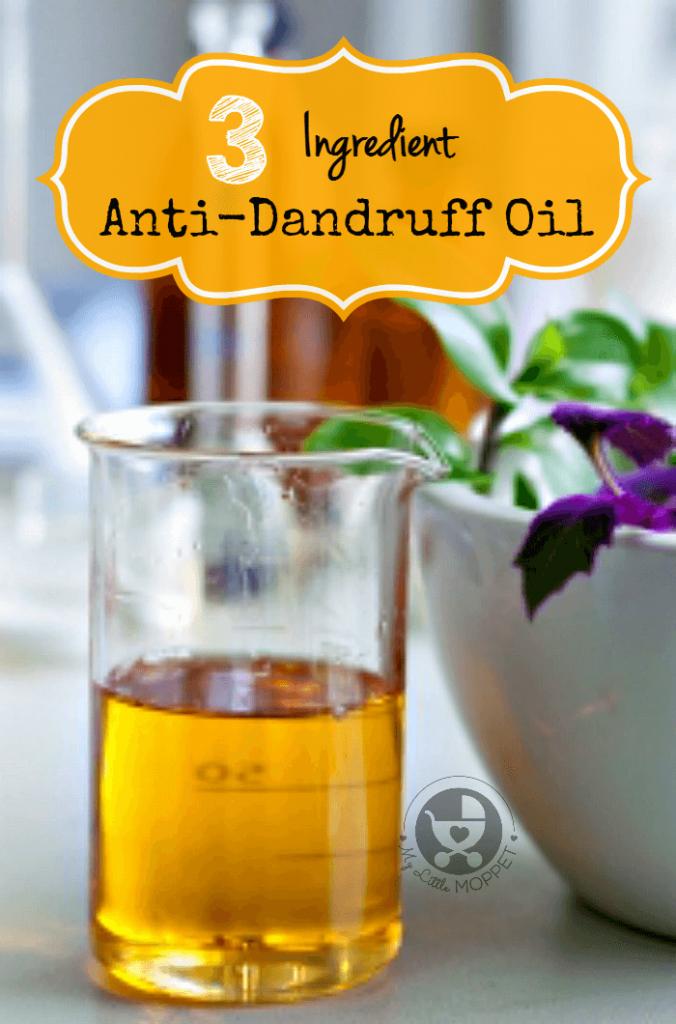 Home made anti dandruff remedy anti dandruff oil
