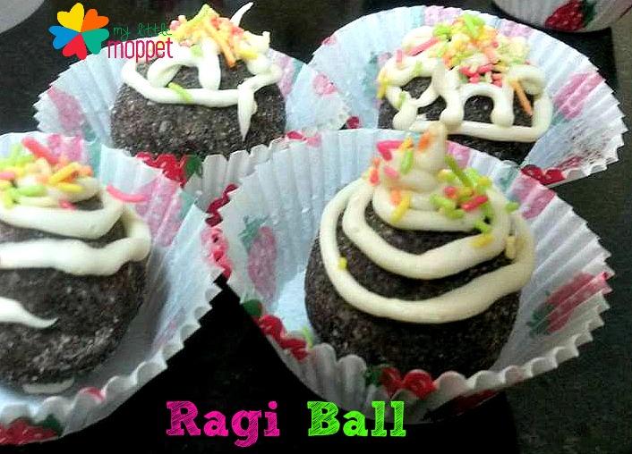 ragi Ball Recipe Ragi Laddu