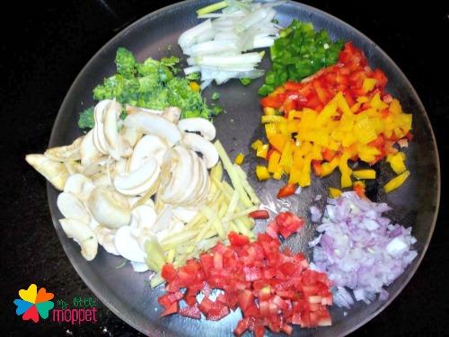 broccoli mushroom soup recipe