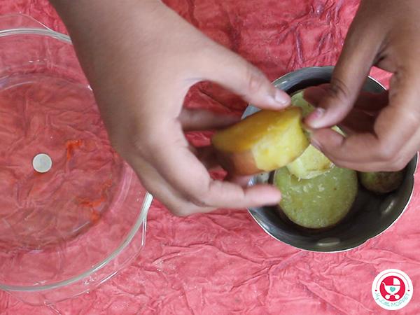 How to make Sweet Potato Puree for Babies?