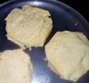 Rajma Sandwich for kids