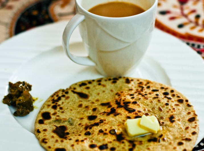 Besan pratha recipe Gramflour Roti recipe
