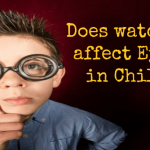 does watching Tv affect eyesight in children
