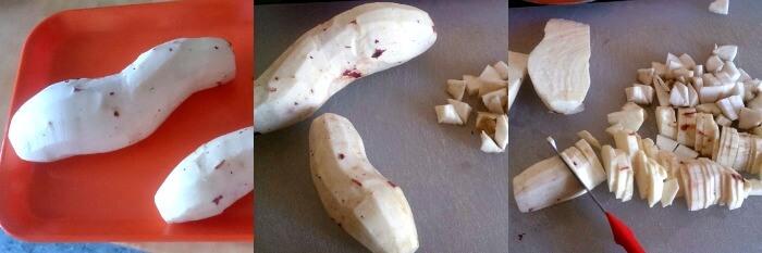 Sweet Potato dosa Sarkarai Kizanhgu dosa