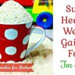 Home Made Cerelac/Health Mix Powder/Sathu Maavu Powder for Babies
