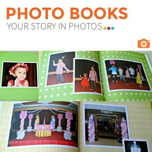 zoomin collage photobook review
