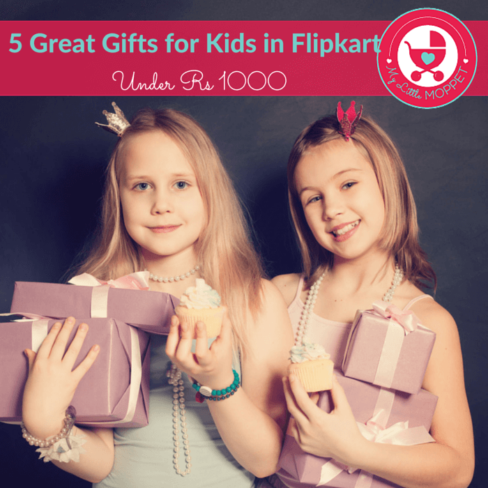 5 great gifts for kids in Flipkart