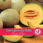 Muskmelon Kharbuja Cantaloupe Milkshake For Kids