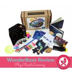 Wonderboxx Review MyLittleMoppet