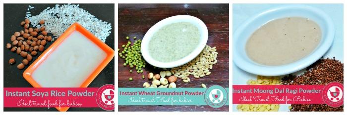 Buy Instant porridge Powders for babies online India