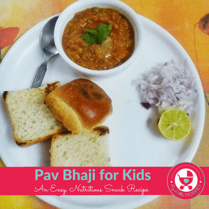 Easy pav bhaji recipe for kids forumfinder Image collections