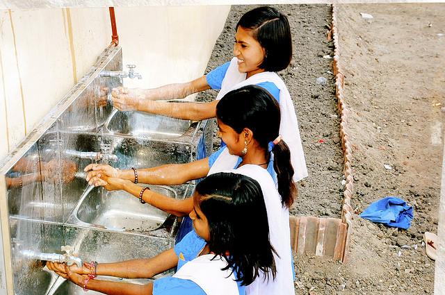 water sanitation