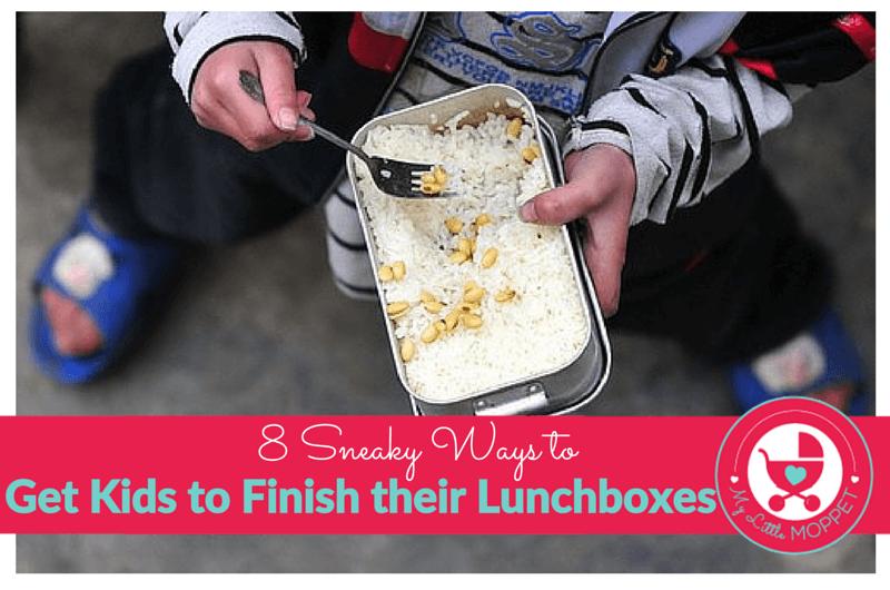 children eat their school lunches