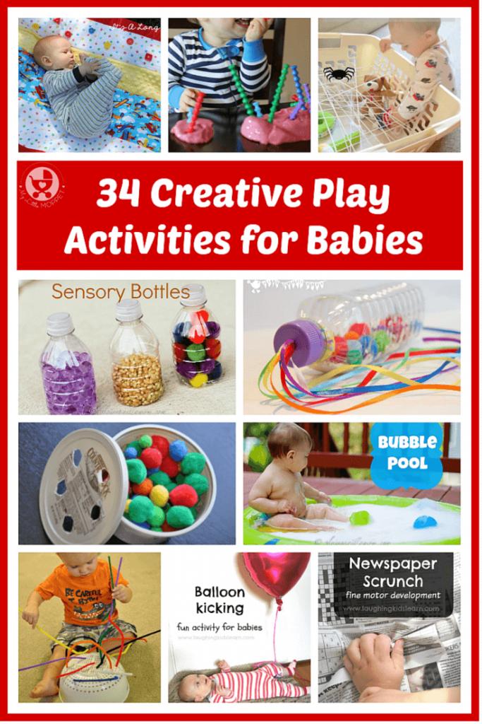 creative play activities