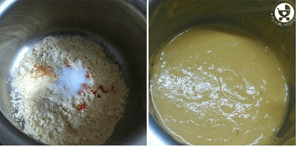 how to make paneer pakoda