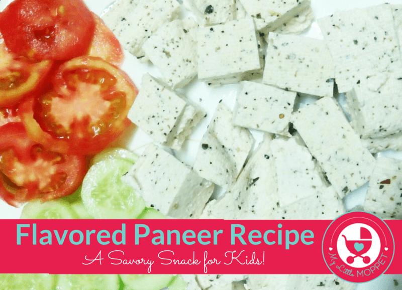 flavored paneer