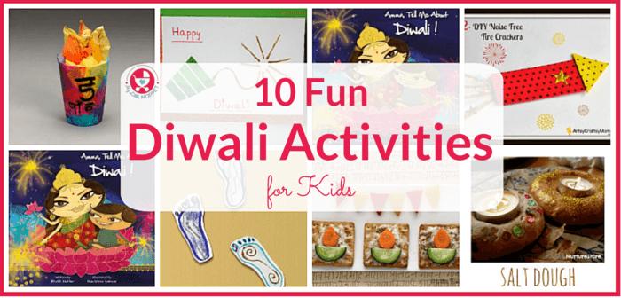 10 Fun Diwali Activities For Kids