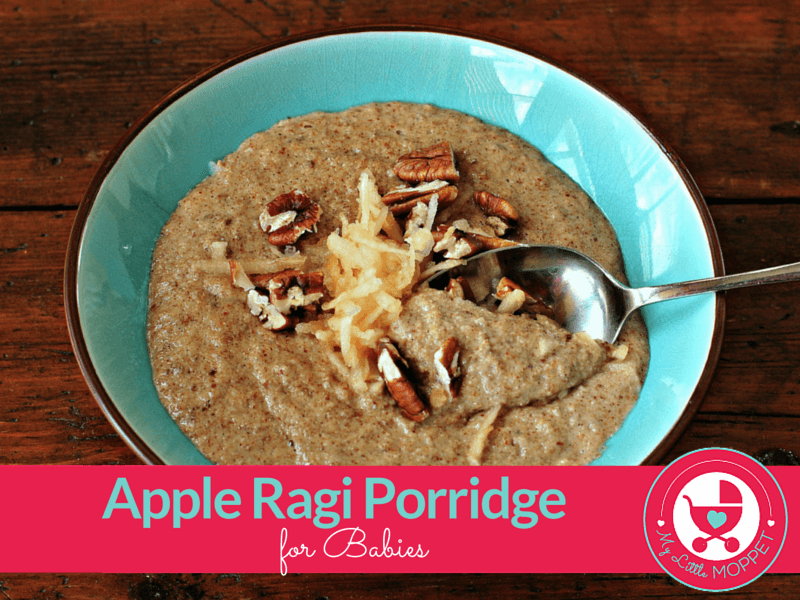 ragi porridge for babies