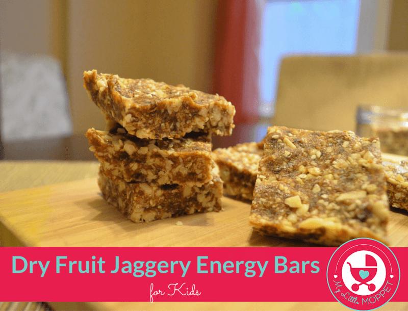 energy bars for kids
