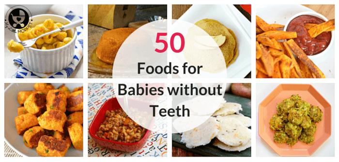 Finger Food To Start Babies On