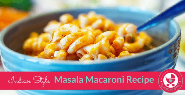 how to make macaroni in hindi