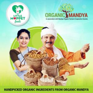 Organic Mandya Little Moppet Foods