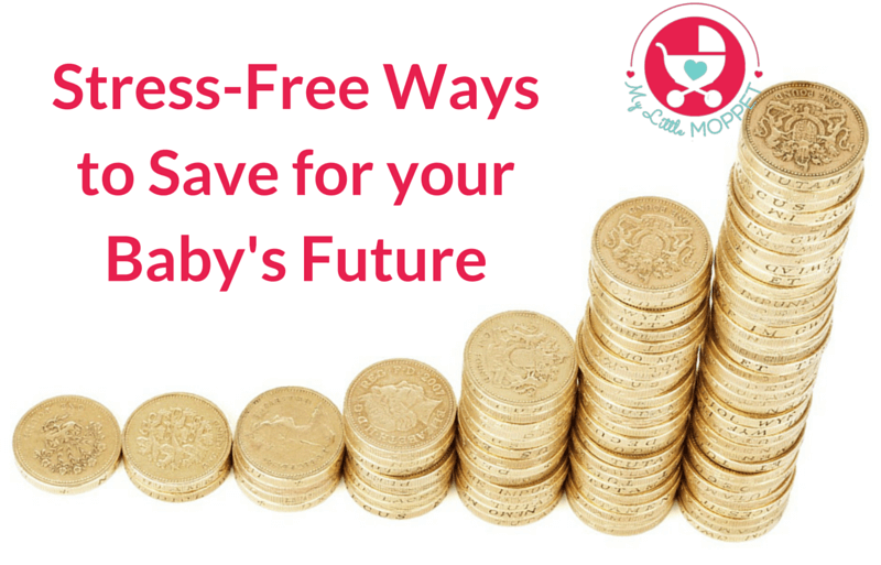 ways to save for baby's future