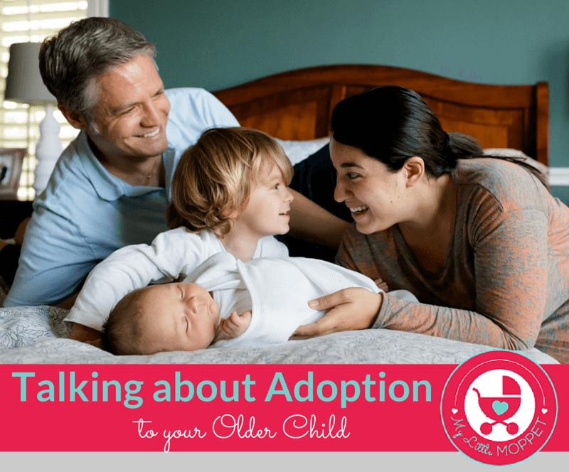 talking about adoption