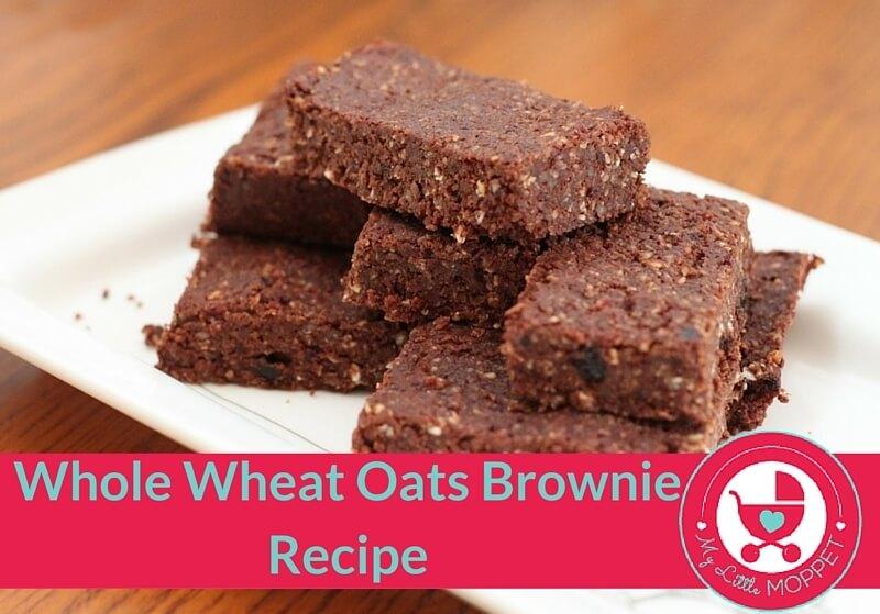 oats brownie recipe