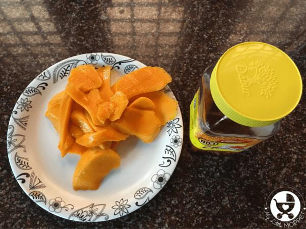 Mango Popsicle recipe