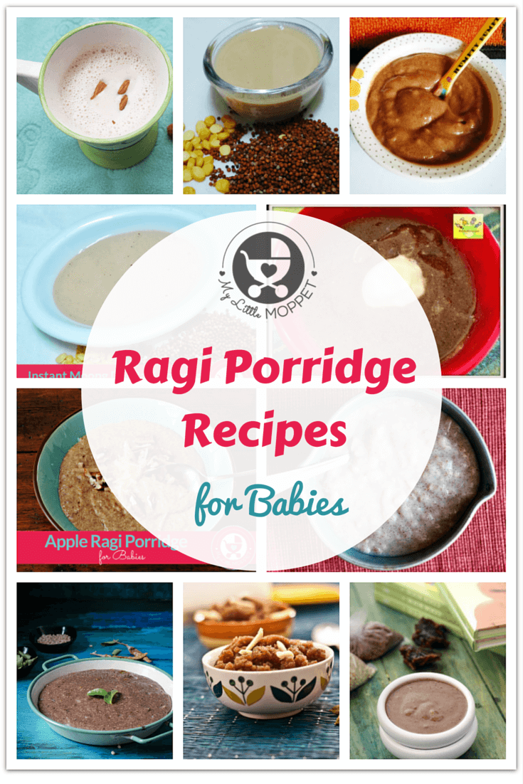 Baby Porridge Recipes