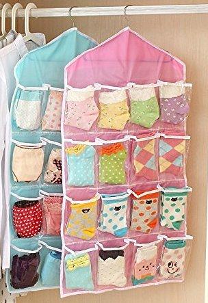 organize a baby nursery