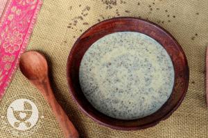ragi flakes porridge